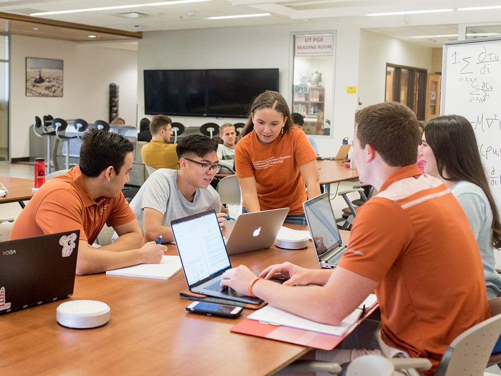 undergrad students
